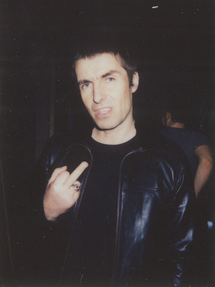 Liam Gallagher Official Website