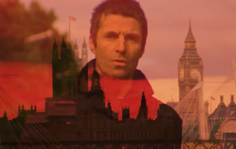 Liam Gallagher Chinatown Video 920X584
